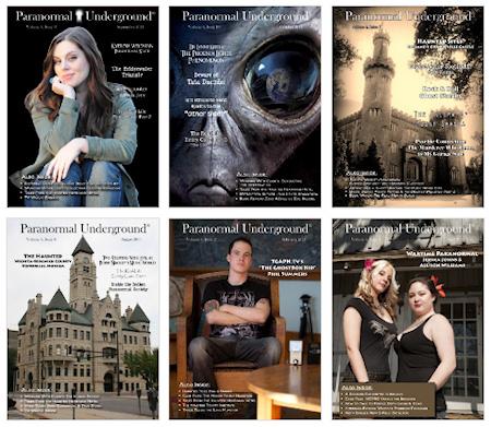 Paranormal Underground Magazine
